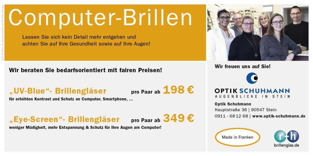 18_1 Beileger Schuhmann Computerbrillen Einst. OS